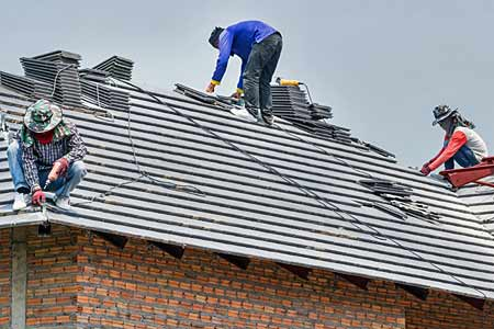 roof repairs Braselton