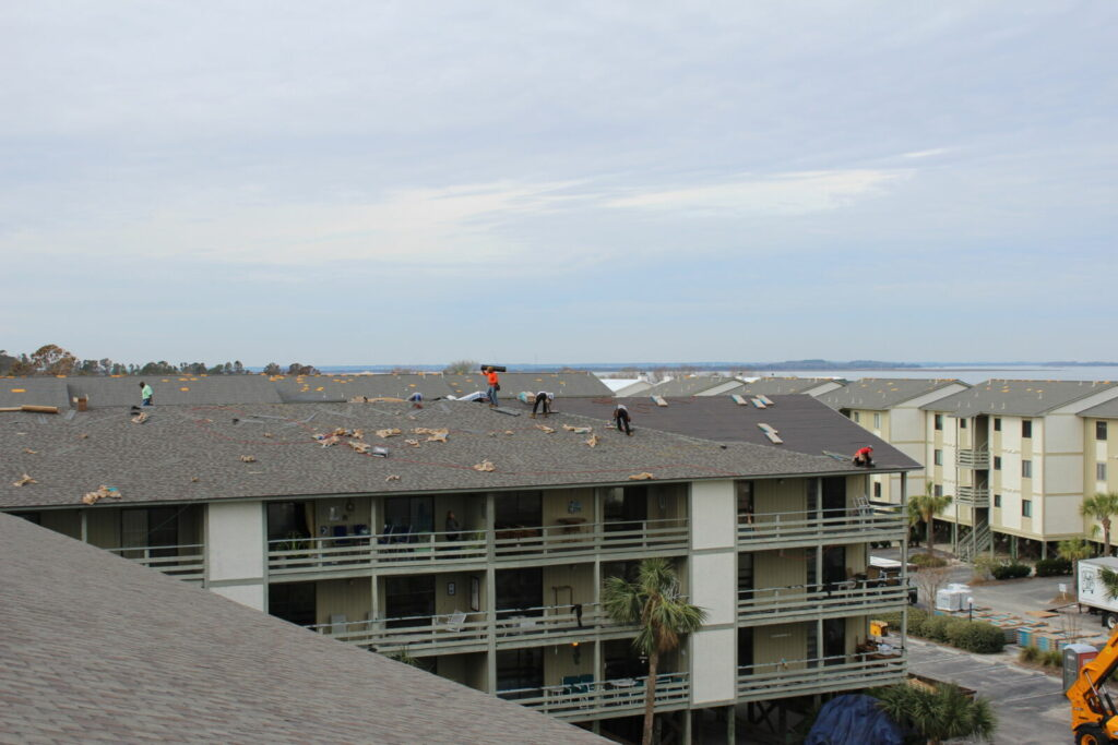Commercial Roofers in Buford, Apartment Roofers Braselton