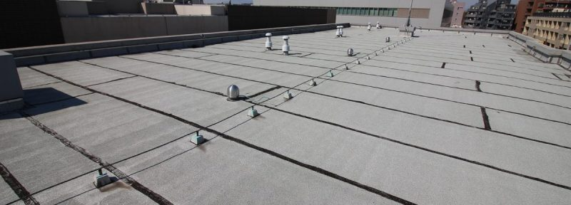 HD Roofers Commercial Roofing - Asphalt Roof